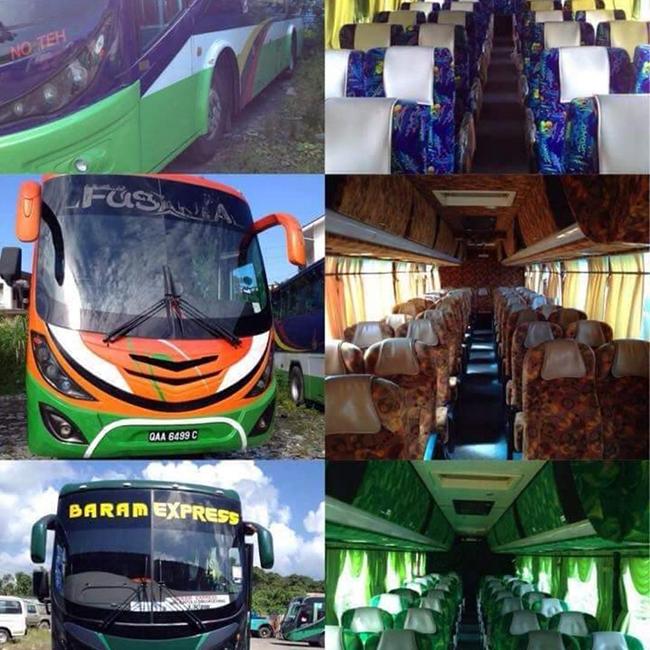 Promosi Pakej Kereta Sewa Murah Di Kuching Bas