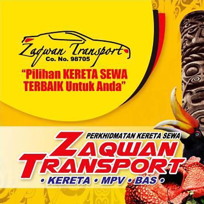 Promosi Pakej Kereta Sewa Murah Di Kuching Zaqwan
