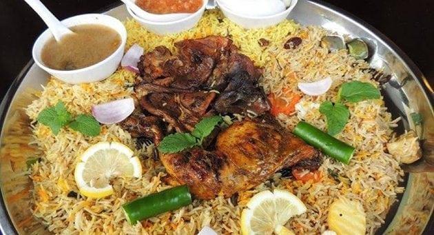 Nasi Arab 3