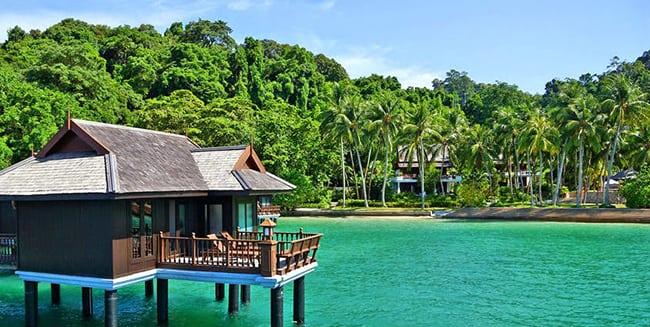 Pakej percutian ke Pulau Pangkor Best