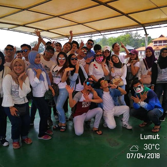 Pakej percutian ke Pulau Pangkor Enjoy
