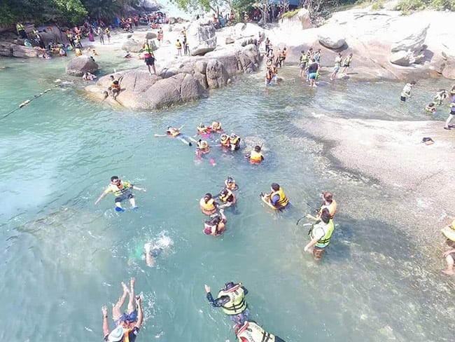 Pakej percutian ke Pulau Pangkor Murah