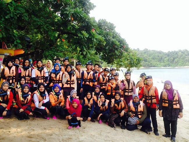 Pakej percutian ke Pulau Pangkor Jimat