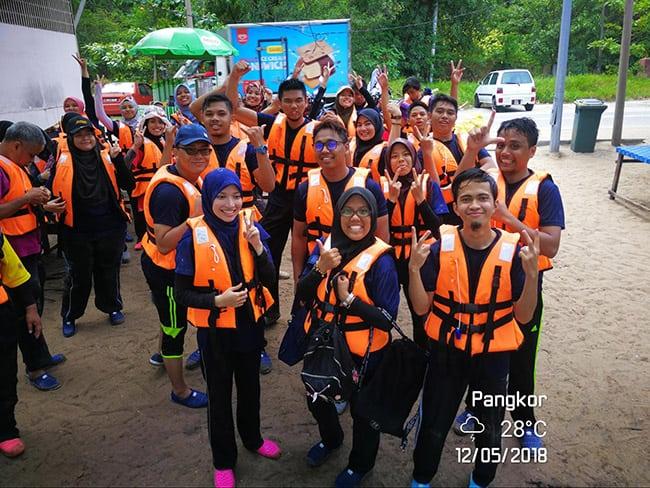 Pakej percutian ke Pulau Pangkor Laju