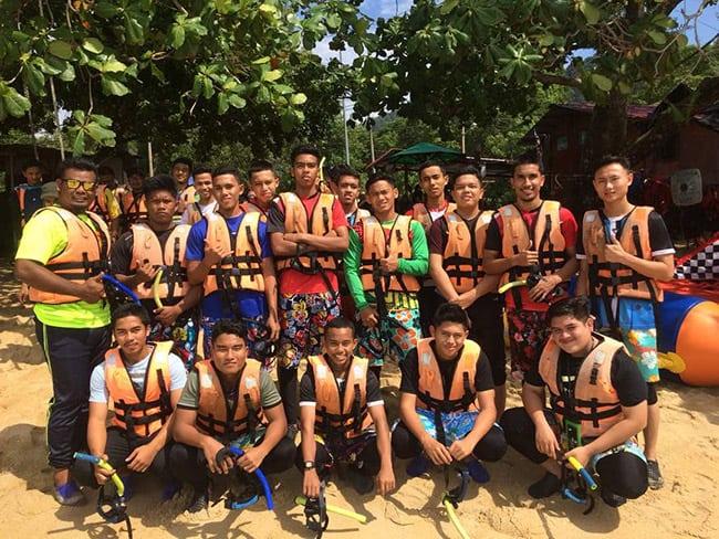 Pakej percutian ke Pulau Pangkor Cepat