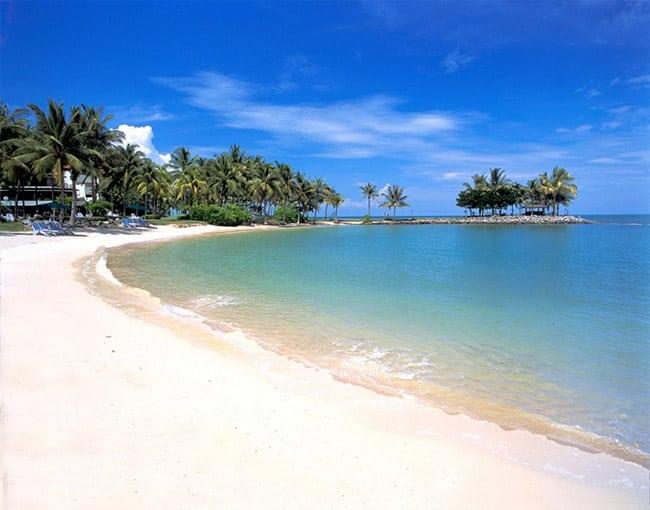 Pakej percutian ke Pulau Pangkor Pantai