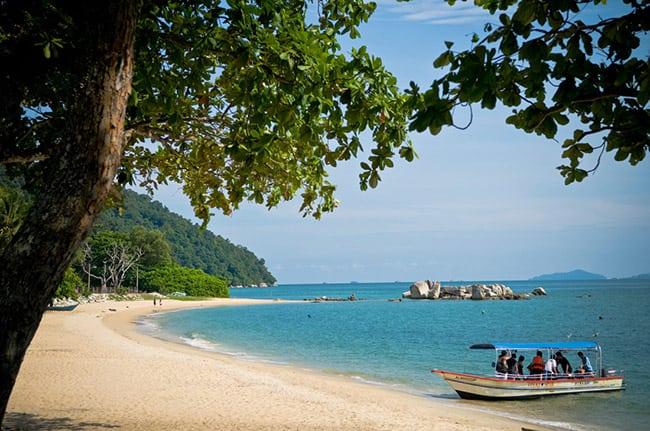 Pakej percutian ke Pulau Pangkor Bot