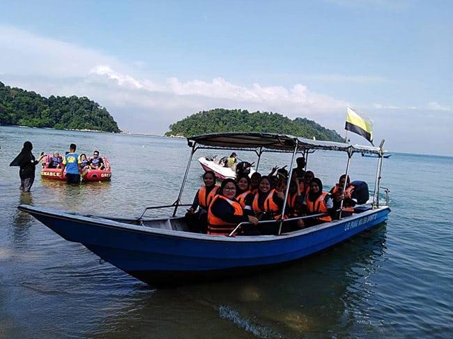 Pakej percutian ke Pulau Pangkor Seronok
