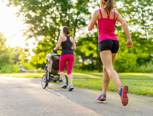 Cara Melegakan Sakit Belakang Jogging
