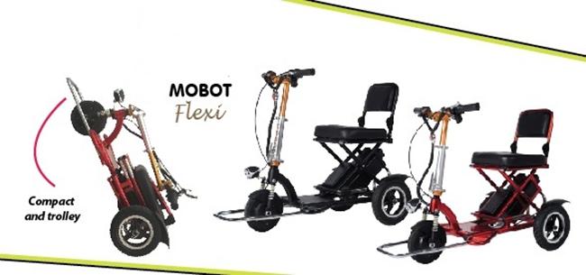 Pembekal Kerusi Roda Bermotor Kegunaan