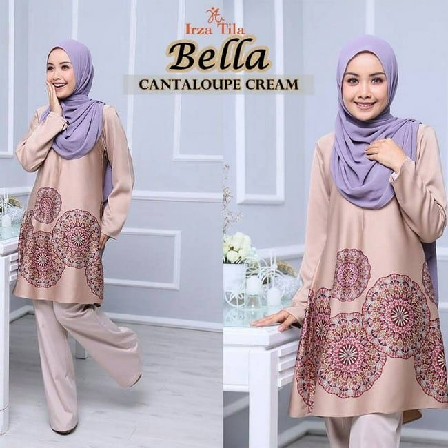 koleksi blouse bella