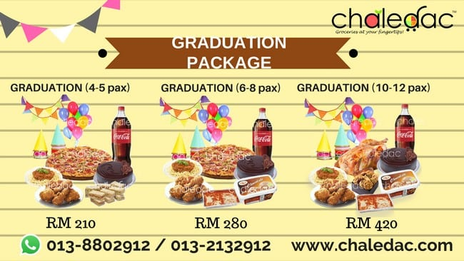 set graduation package