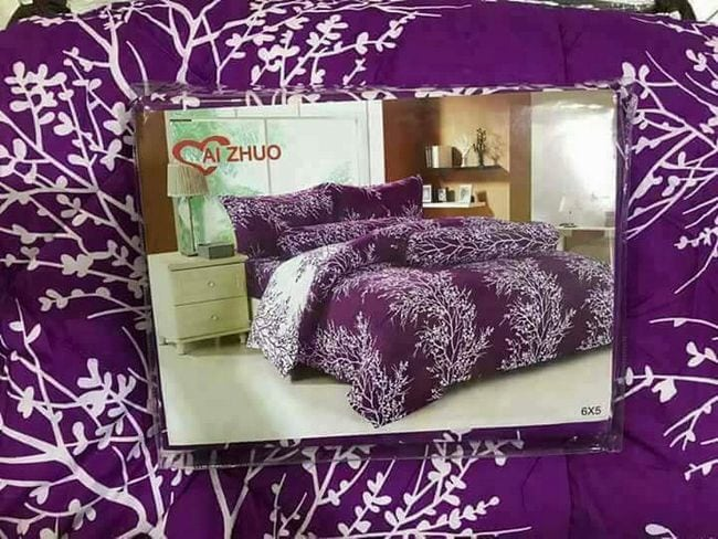 cadar purple murah