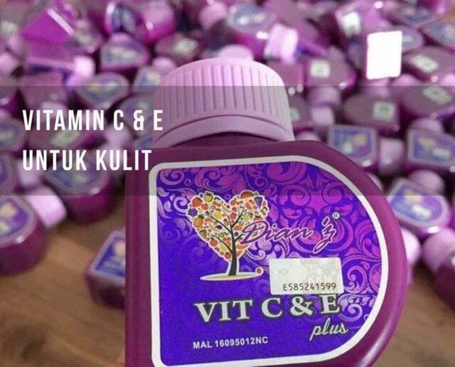 penyerapan vitamin 5 kali pantas