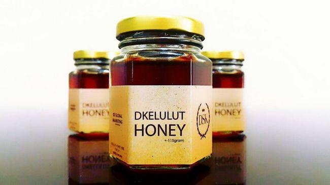 madu kelulut d'royal honey