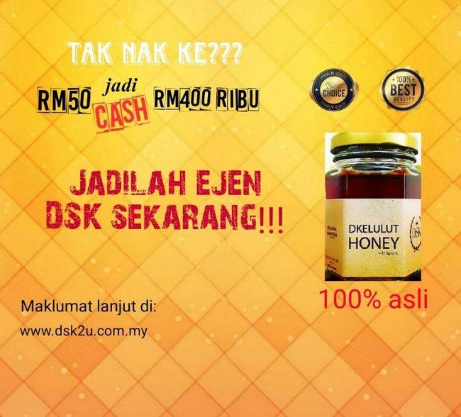 jana pendapatan dengan madu