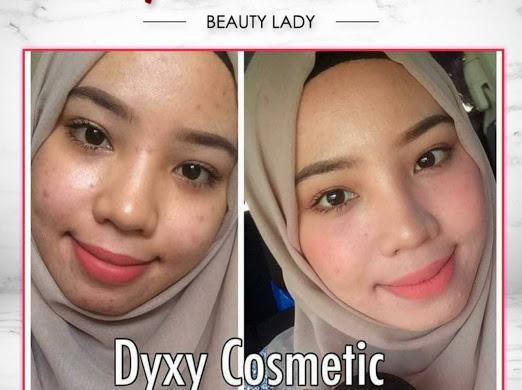 testimoni pengguna dyxy cosmetics