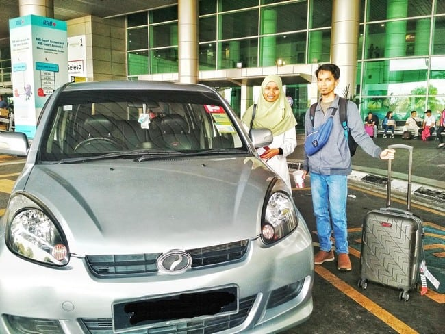 testimoni big momma car rental kota kinabalu