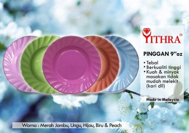 pelbagai warna barangan dapur plastik murah sabah