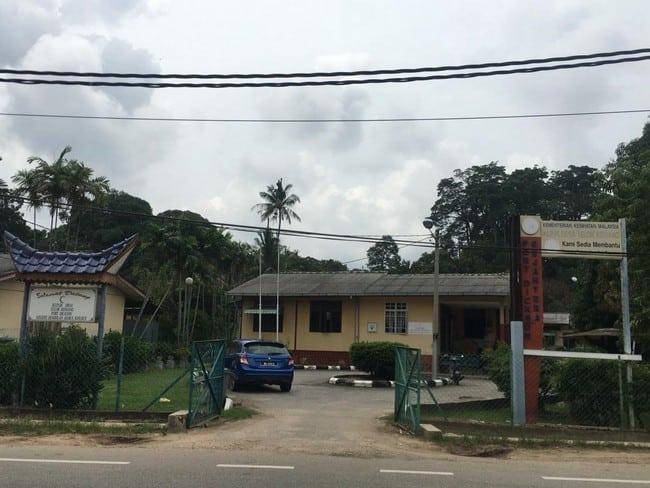 status projek perumahan klinik desa