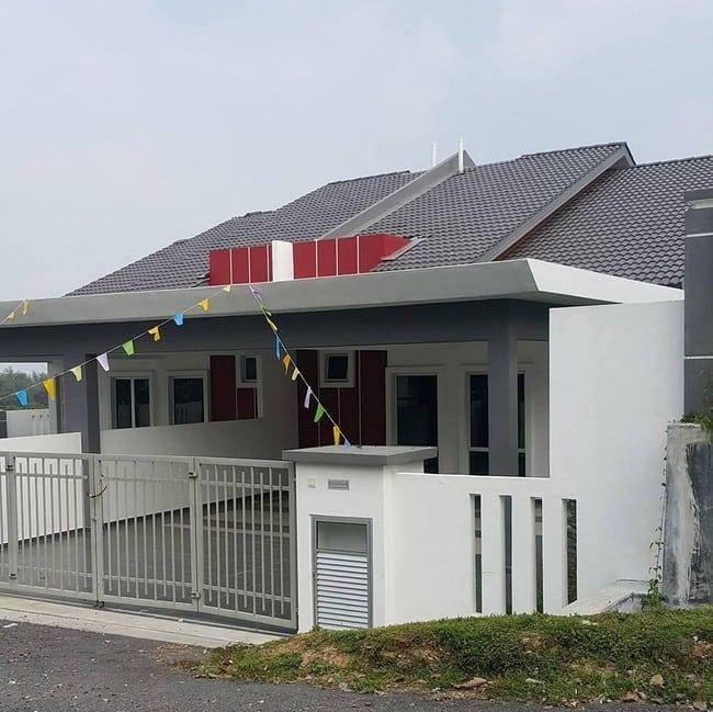 status projek perumahan murah port dickson banyak kemudahan