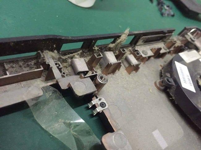 repair laptop rosak dan panas