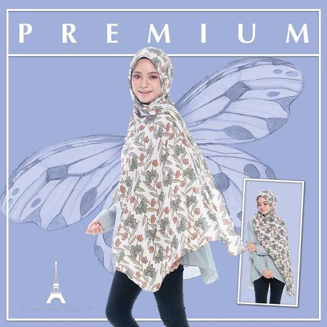 premium shawl tahan panas