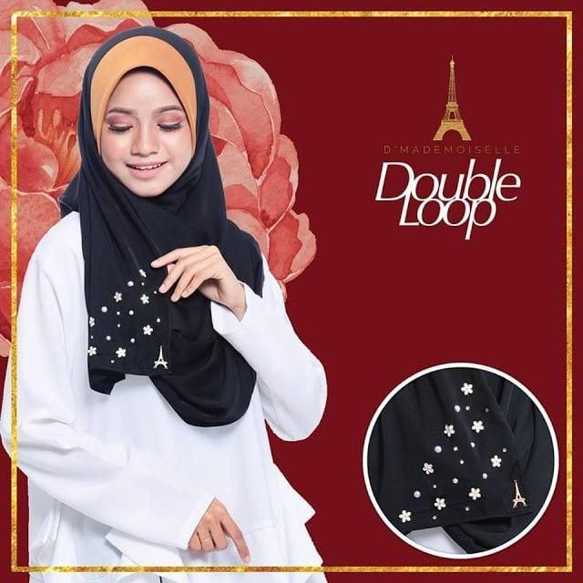 shawl design terkini online