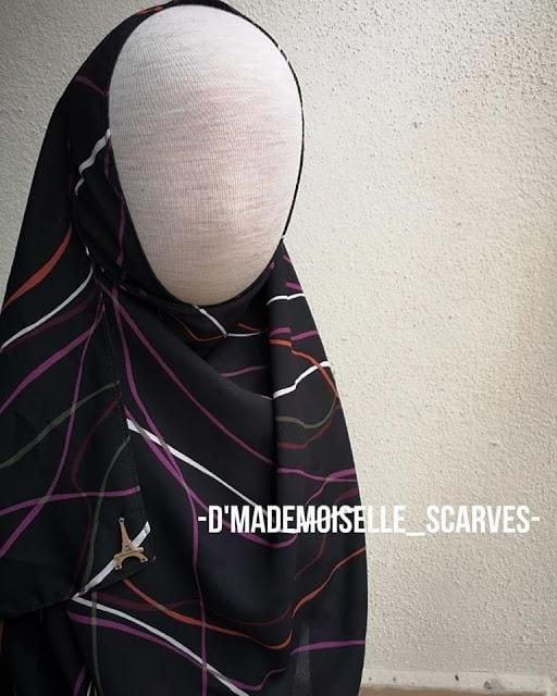 shawl sedondon terkini ibu dan anak