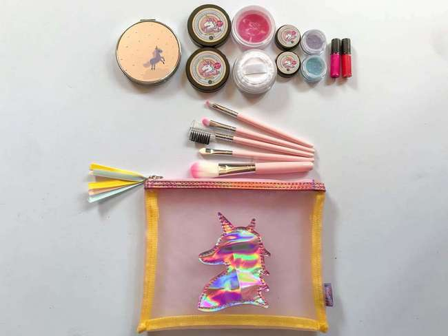 unicorn special makeup set
