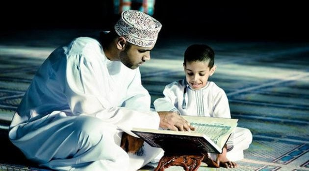Cara Belajar Al Quran Di Rumah Ayah