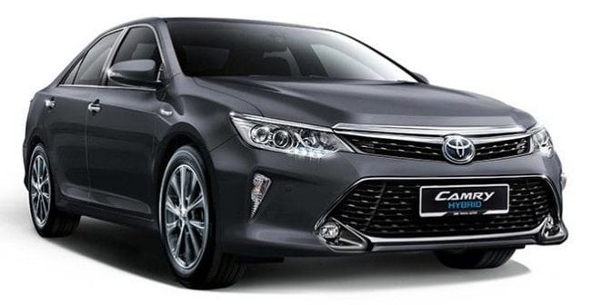 camry car rental cheras