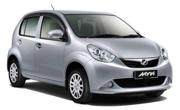myvi car rental cheras