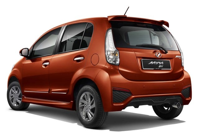 myvi 1.3 car rental cheras