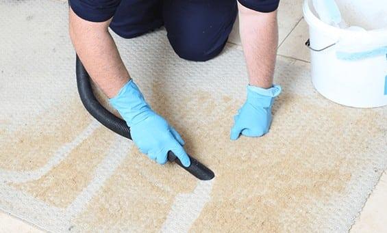 cucian karpet dengan penghantaran