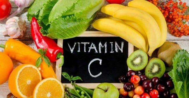 vitamin c foundation