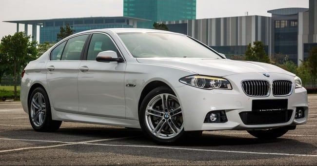 kereta sewa BMW F10 wangsa maju