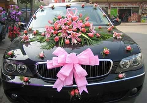 kereta sewa wedding cantik