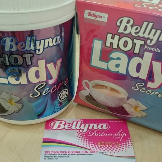 dapatkan kopi hot lady untuk dalaman wanita