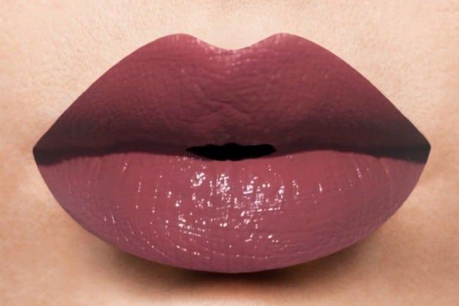 lip matte sebagai gincu