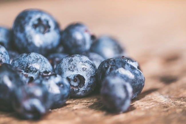 khasiat blueberry kecantikan dalaman wanita