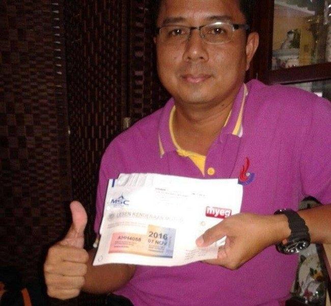 bayar roadtax online murah