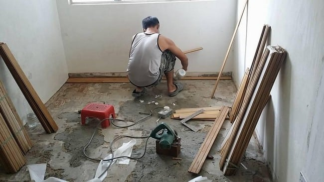 renovate rumah berlesen di kl