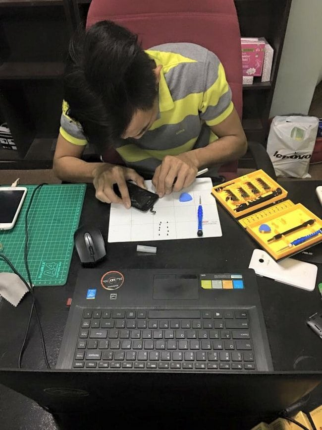 repair iphone bangi trusted