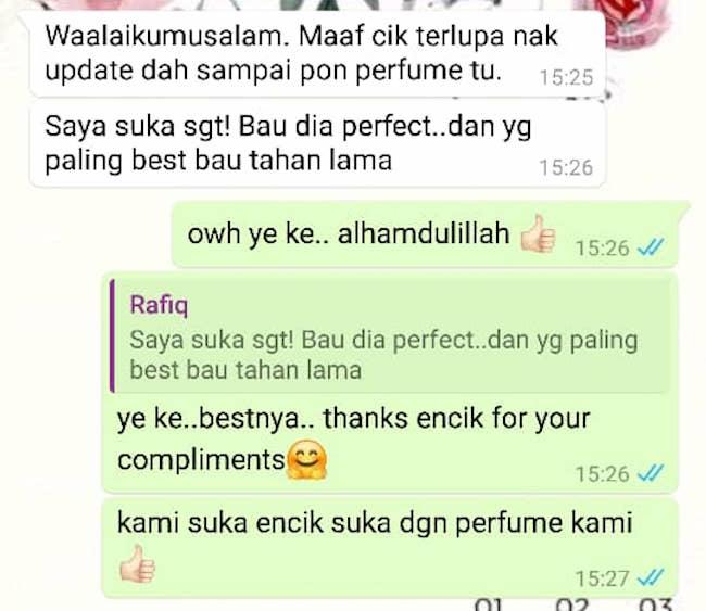 Beli Perfume Import Murah Review