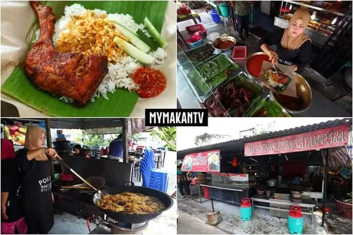 Selain itu Nasi Kukus Ayam Kampung Terbaik di Kuala Lumpur