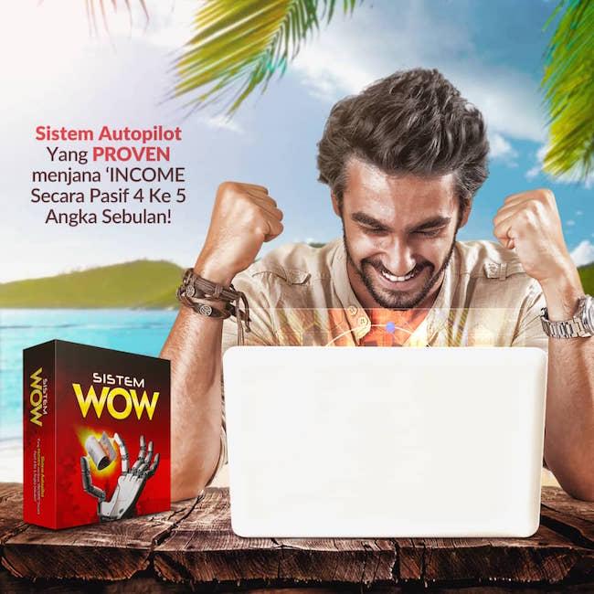 Tips Jana pendapatan sampingan dengan program Affil Iklan