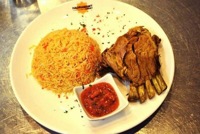 why best nasi arab in kl