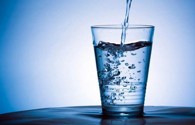 cara langsingkan badan dengan cepat air