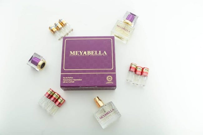 perfume inspirasi antarabangsa terbaik